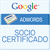 Google AdWords Socio Certificado